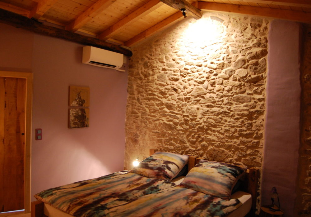 Night time - bed room